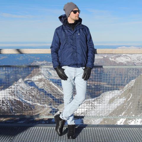 Imagem de Casaco Térmico Masculino Neve 3 em 1 Mountain Creek - AM
