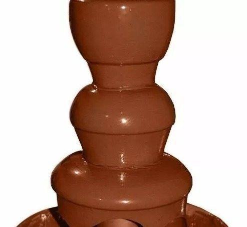 Imagem de Cascata Fonte De Chocolate Ademaq 2kgs