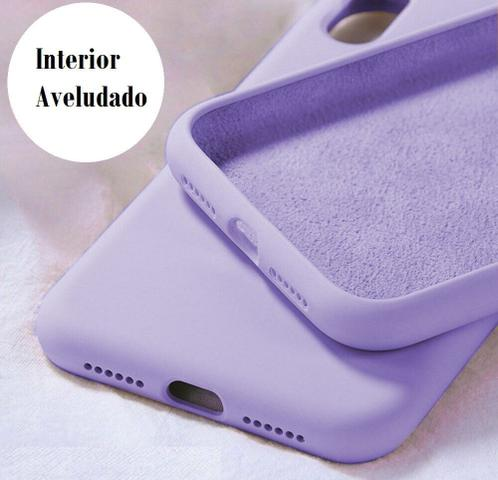 Imagem de Case Aveludada Para iPhone 11 (Tela 6.1