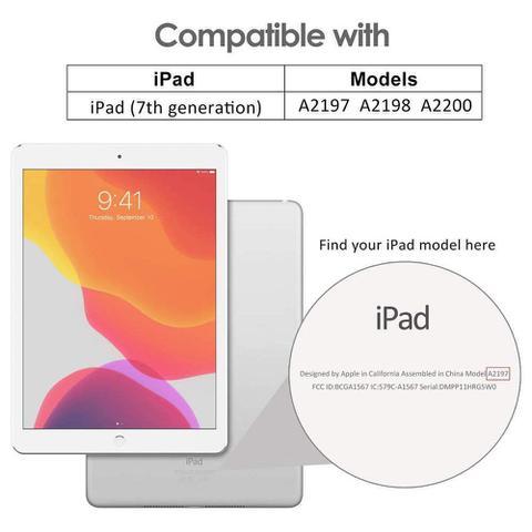 Imagem de Case Ipad air 7 geração 10.2 polegadas