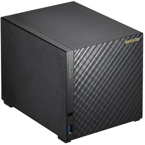 Imagem de Case Para HD Asustor Nas Storage Torre 4 Baias Sem Disco  AS3104T