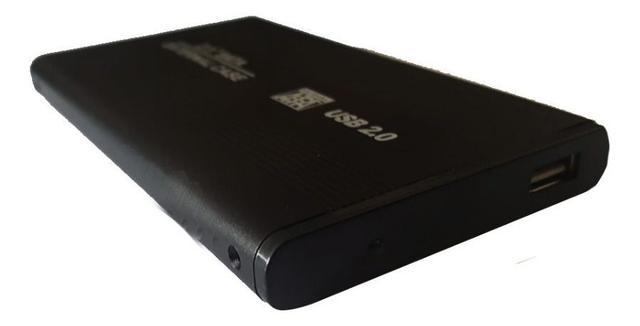 Imagem de Case Para Hd Externo 2.5 Sata Notebook Usb 2.0