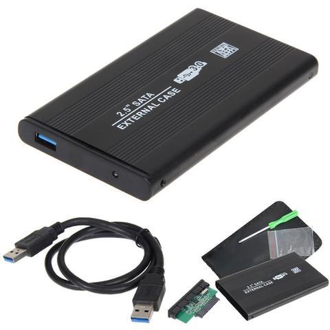 Imagem de Case Para Hd Notebook 2,5 Sata Para Usb 3.0 DX-2530 Preta