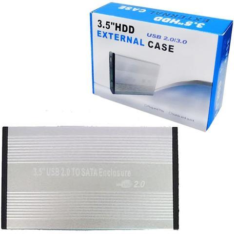 Imagem de Case Para Hd Pc Notebook 3.5