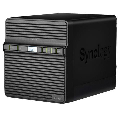Imagem de Case para HD Synology NAS Storage 56Tbs 4 baias DS418J