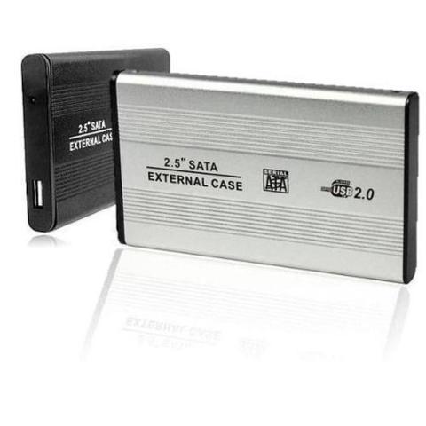 Imagem de Case Para Notebook Sata HD Externo 2,5 USB 2.0