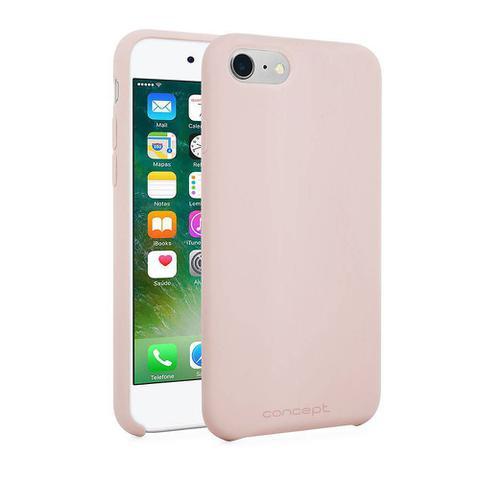 Imagem de Case Premium rose i Phone 7 Multilaser AC311