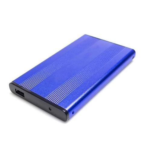 Imagem de Case Sata Hd Notebook 2.5 Bolso Usb 3.0 Externa