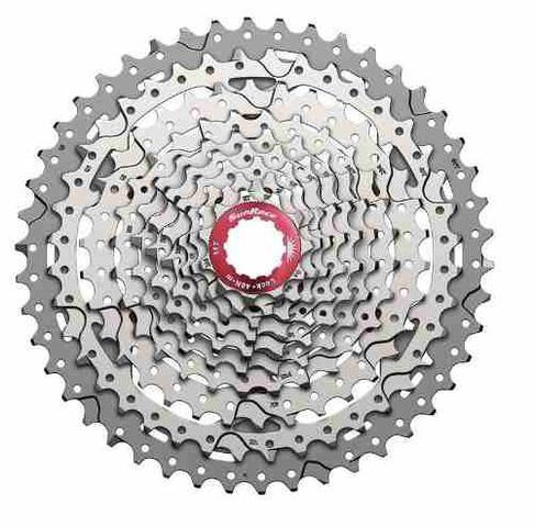 Imagem de Cassete Bike Sunrace Mx3 10v 11/46