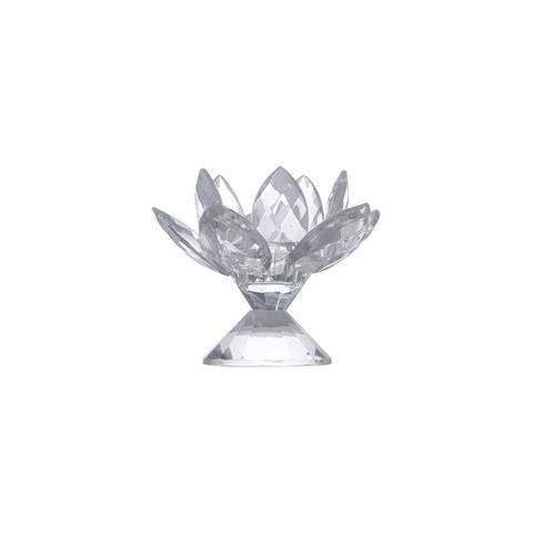 Imagem de Castiçal Flower De Cristal  - F9-2426