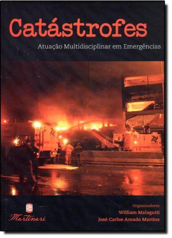 Imagem de Catástrofes: Atuação Multidisciplinar Em Emergências