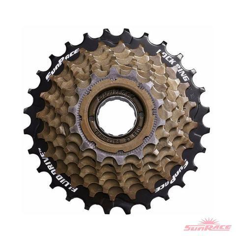 Imagem de Catraca roda livre Sunrace M2A 7v 14-28d Mtb Bike passeio