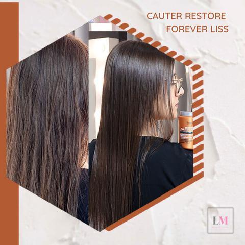 Imagem de Cauterizacao capilar cauter restore 500gr forever liss