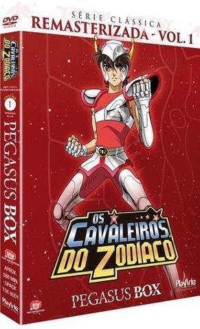 Imagem de Cavaleiros do Zodíaco - Série Clássica Remasterizada, V.1