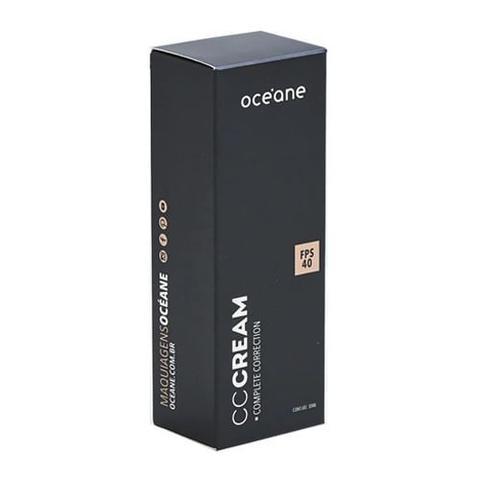 Imagem de CC Cream Complete Correction SPF40 Océane - Base para Rosto