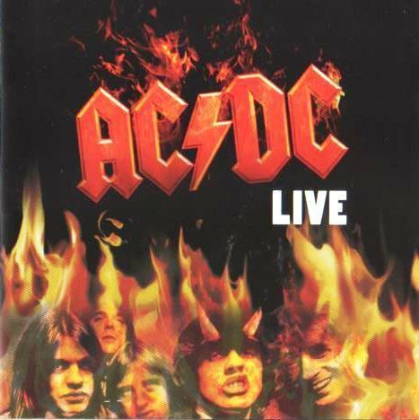 Imagem de CD ACDC - Live