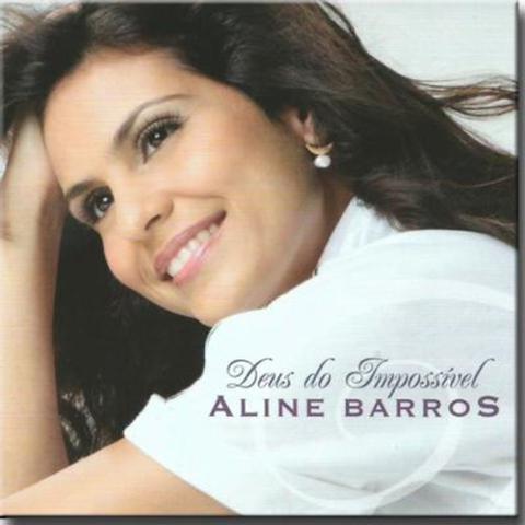 Imagem de CD Aline Barros - Deus do Impossível