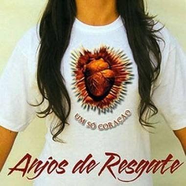Imagem de Cd Anjos De Resgate - Um Só Coração
