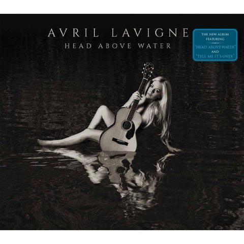 Imagem de CD Avril Lavigne - Head Above Water