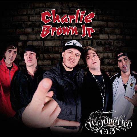 Imagem de CD Charlie Brown Jr - La Familia