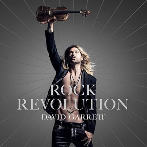 Imagem de Cd David Garrett - Rock Revolution
