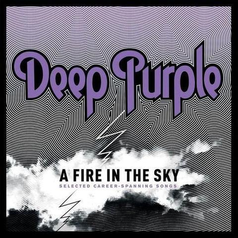 Imagem de Cd deep purple - a fire in the sky