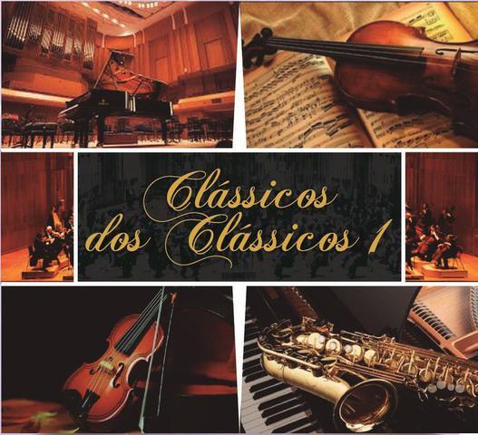 Imagem de CD Digipack Clássicos dos Clássicos Volume 1 + Volume 2
