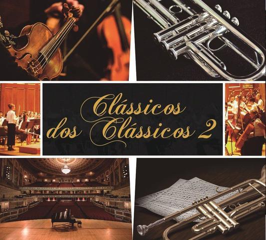 Imagem de CD Digipack Clássicos dos Clássicos Volume 2