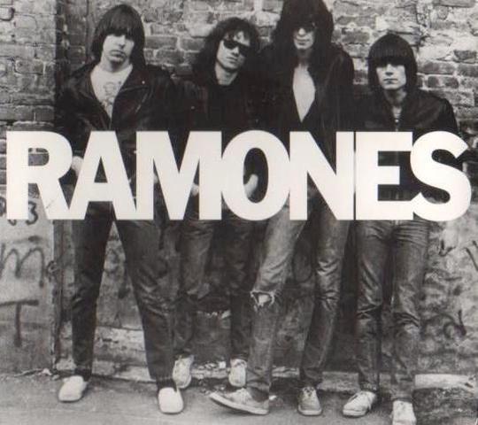 Imagem de CD Digipack Ramones