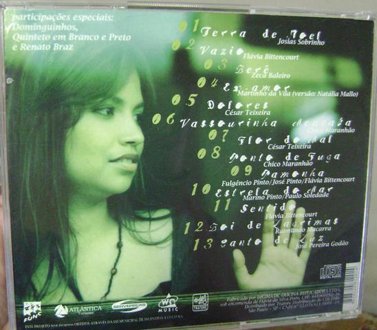 Imagem de CD Flávia Bittencourt - Sentido
