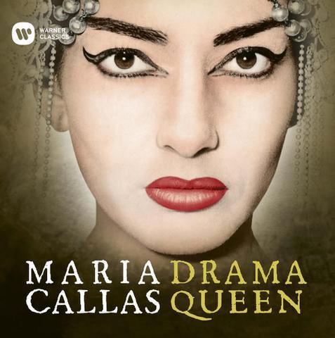 Imagem de Cd maria callas - drama queen