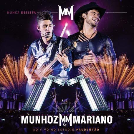 Imagem de CD Munhoz  Mariano - Ao Vivo no Estádio Prudentão
