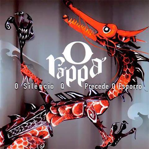 Imagem de CD O Rappa O Silêncio Que Precede O Esporro