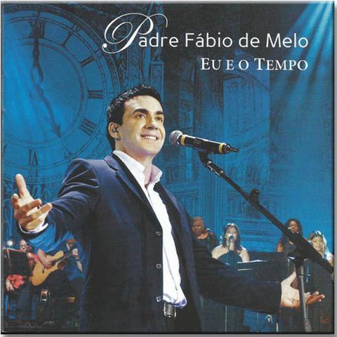 Imagem de CD Padre Fábio de Melo - Eu e o Tempo