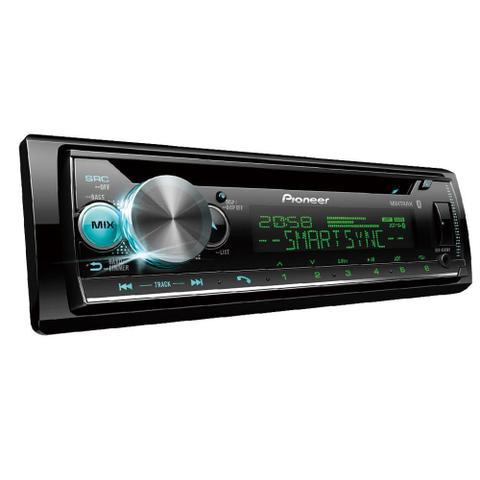 Imagem de Cd Player Automotivo Pioneer Deh-x500br Bluetooth Spotify