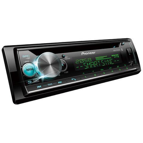 Imagem de CD Player DEH-X500BR Pioneer USB Bluetooth