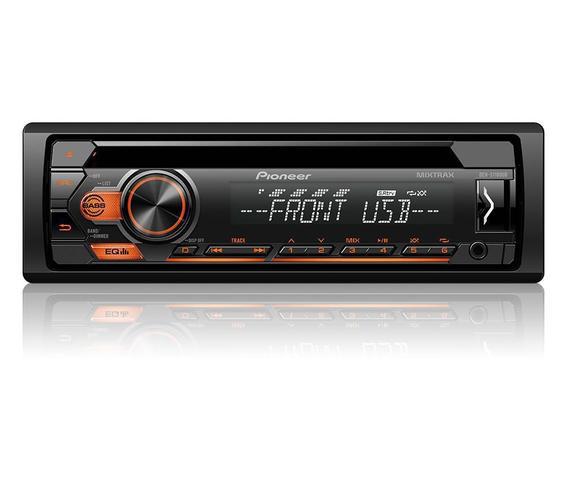 Imagem de Cd Player Pioneer DEH-S1180UB Mixtrax Entrada USB MP3