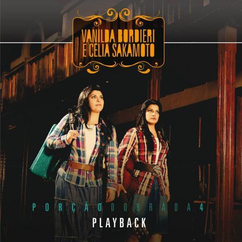 Imagem de CD Porção Dobrada 4 Vanilda Bordieri e Célia Sakamoto (Play-Back)