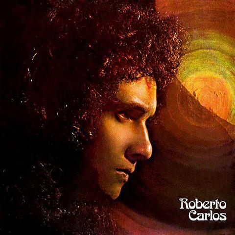 Imagem de CD Roberto Carlos - A Cigana
