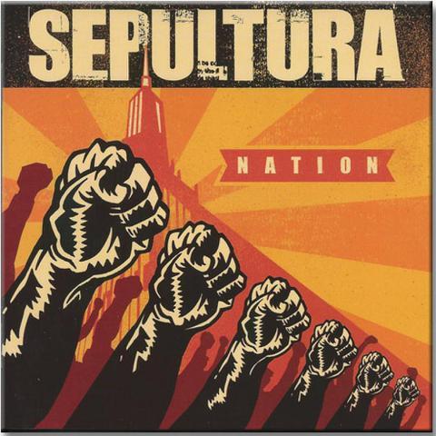 Imagem de Cd Sepultura - Nation