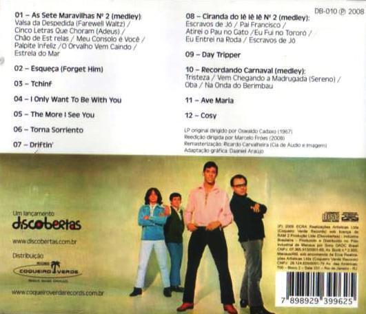 Imagem de CD The Pops - Volume 2