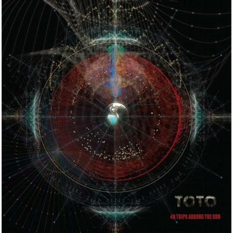 Imagem de CD Toto - 40 Trips Around The Sun