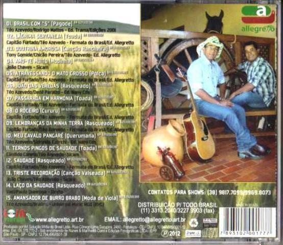 Imagem de CD Valdo  Vael