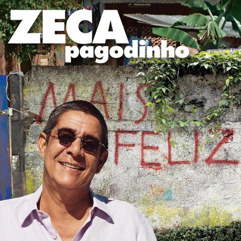 Imagem de CD Zeca Pagodinho Mais Feliz
