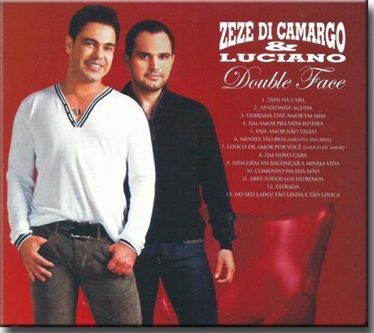 Imagem de Cd Zezé di Camargo e Luciano - Double Face