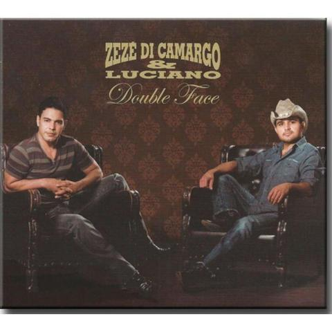 Imagem de Cd zezé di camargo & luciano - sertanejas double face vol  2