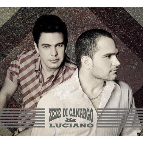Imagem de CD Zezé Di Camargo  Luciano - Sonho de Amor