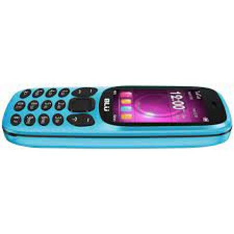 Celular Smartphone Blu Tank T610 32mb Azul - Dual Chip