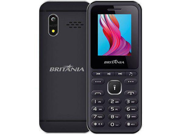 Imagem de Celular Britânia BCE01 Dual Chip Bluetooth