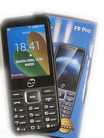 Imagem de Celular com teclas grandes, tela grande (2,8) ,3G, Adroid e Whatsapp